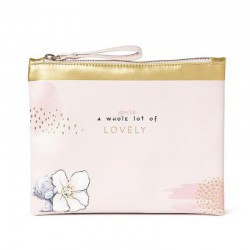 Me to You Cosmetic Pouch Bag