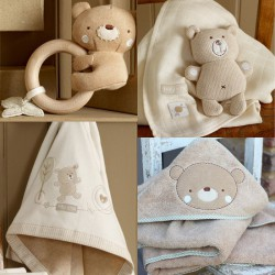 HUG ME BEAR BABY PACKAGE